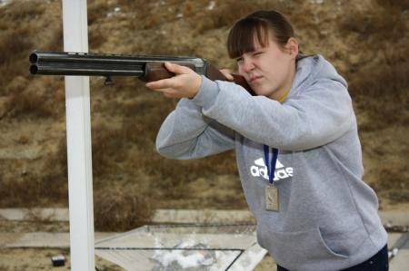 Актауские девочки-стрелки вернулись домой с медалями
