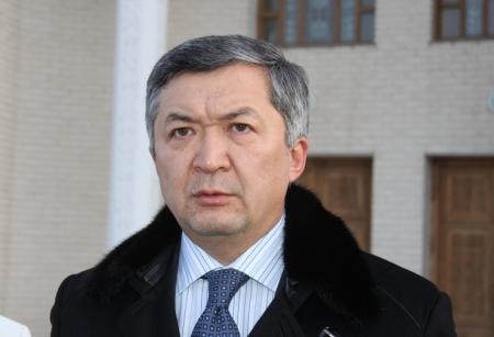 Аким Мангистау Бауыржан Мухамеджанов поздравил жителей области с Наурызом