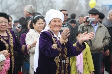 Актау празднует Наурыз