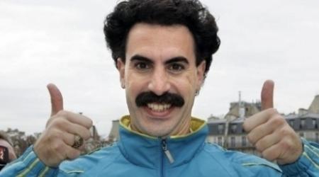"""Казахстанская сторона выразила ноту протеста в связи с """"гимном"""" Бората"""