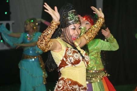 В Актау завершился конкурс «Танцевальный рай»