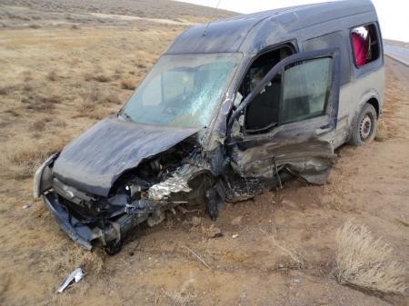В Мангистау на автотрассе произошло очередное ДТП со смертельным исходом