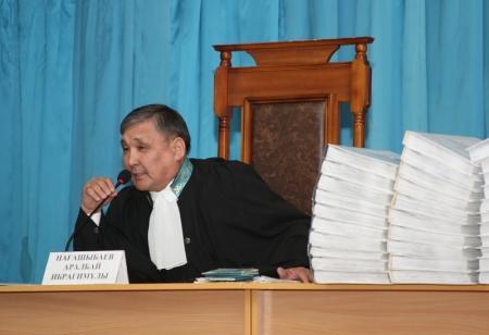 Судебное заседание по делу о жанаозенских беспорядках отложено