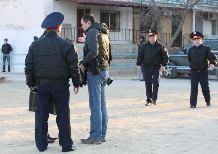 Второй день судебного разбирательства по беспорядкам в Жанаозене стал очень трудным для журналистов
