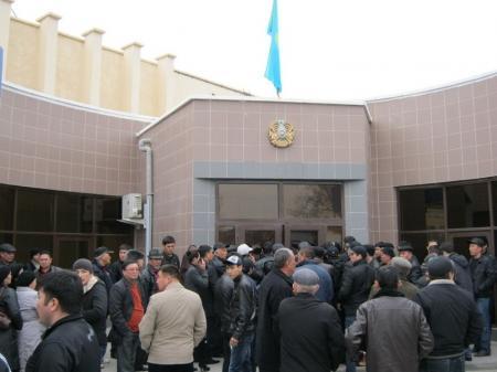 Обвинительное заключение по делу о беспорядках в городе Жанаозен