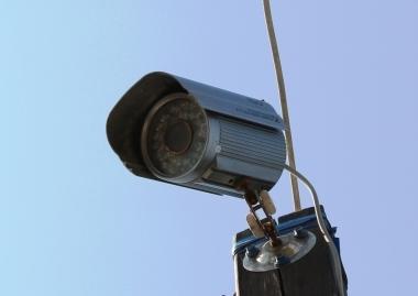 На территории православной церкви Актау установили камеры видеонаблюдения
