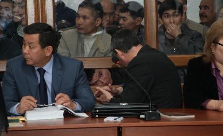 В Актау продолжается суд на участниками жанаозенских событий