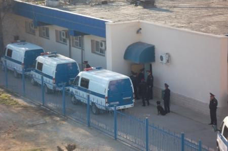 В суде по делу о жанаозенских событиях полицейские продолжают опознавать подозреваемых (ВИДЕО)
