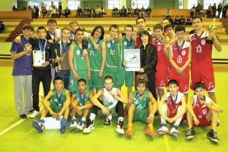 У Мангистауской Школьной баскетбольной лиги появились первые выпускники