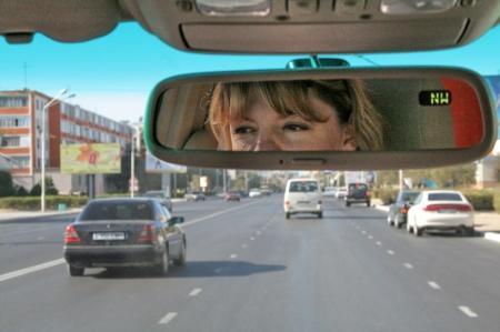 Как в Актау паркуются женщины и мужчины-водители