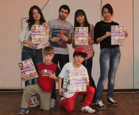 Призовые места с чемпионата Казахстана по брейк-дансу привезли актауские танцоры