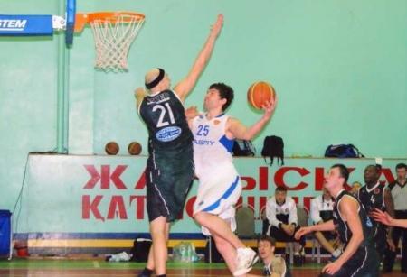 В Актау начинаются игры плей-офф Национальной лиги РК по баскетболу