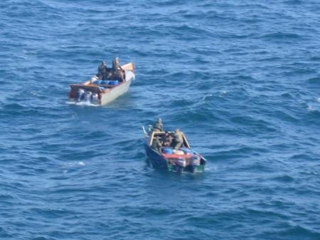При задержании браконьерского судна был убит гражданин России