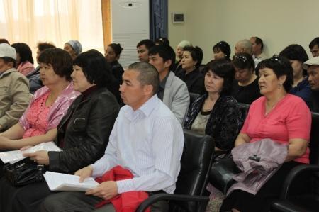 В Актау стартовала акция «Юстиция консультирует»