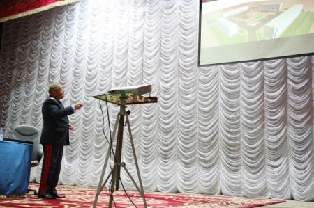 Мейрхан Жаманбаев: В Актау перестанут совершать преступления во дворах