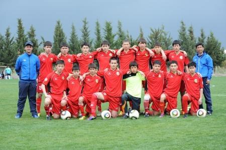 В Турции прошел футбольный турнир, в котором приняли участие юные футболисты клуба «Каспий»