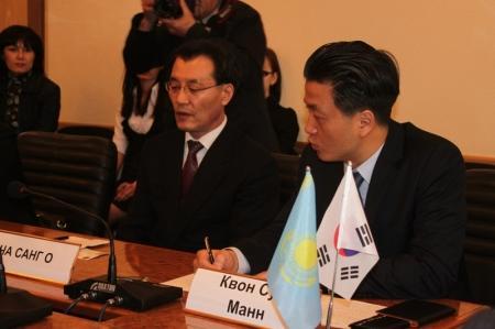 Меморандум о сотрудничестве подписали представители Актау и Чханвон (Республика Корея)