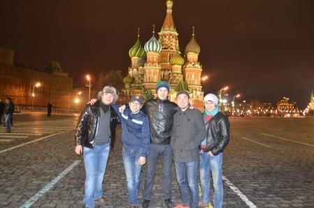 Актауские КВНщики вышли в 14 финала Московской студенческой Лиги КВН