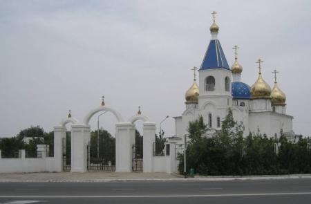 Информация о закрытии Актауского Благовещенского храма всего лишь слухи