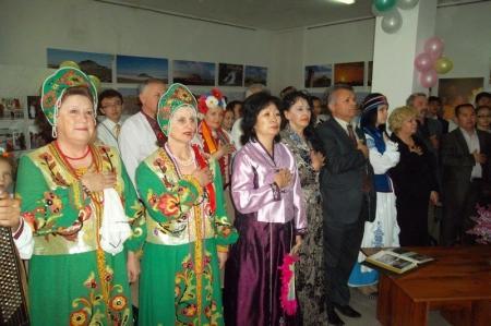 В Мангистауском историко-краеведческом музее прошло праздничное мероприятие «В единстве созвучие»