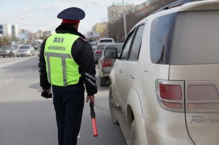 За три месяца на дорогах Мангистау выявлено 15 тысяч нарушений ПДД