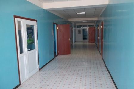 В поселке Курык открылся новый дневной стационар туберкулезной больницы