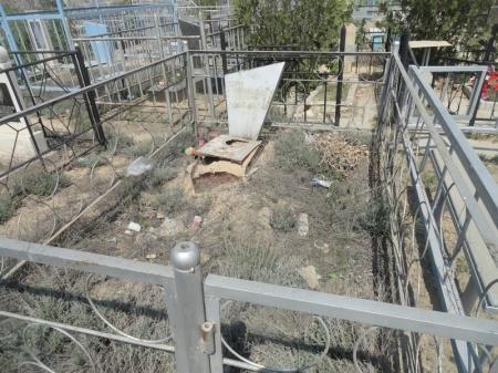 Христианское кладбище по-прежнему остается местом легкой наживы для актауских вандалов