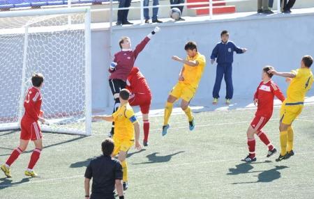 Стартовало первенство Казахстана по футболу среди команд Первой лиги
