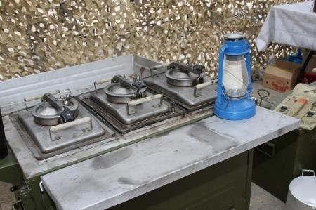 В войсковой части № 6656 Внутренних войск МВД РК торжественно открыли мемориал памяти 17 погибшим войнам Казбата