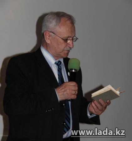 В Актау прошел литературно-музыкальный вечер, посвященный памяти осетинского поэта Коста Хетагурову