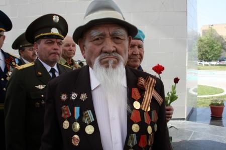Актау празднует День Победы (ВИДЕО)