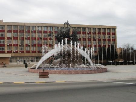 Этим летом в Актау появится новый фонтан