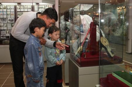 Все экспозиции Мангистауского историко-краеведческого музея будут открыты для посетителей 18 мая