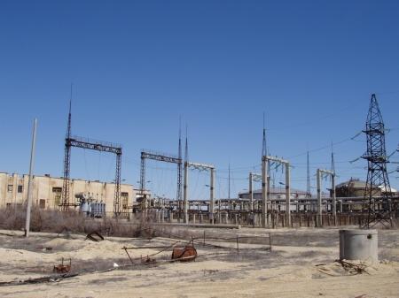 В результате аварии на подстанции Актау остался без света и питьевой воды