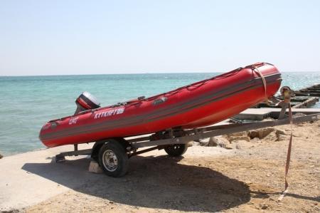 В Актау дружинники будут помогать спасателям следить за безопасностью на берегу и в воде