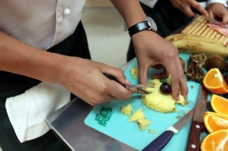 В Мангистауском колледже туризма прошел конкурс поваров