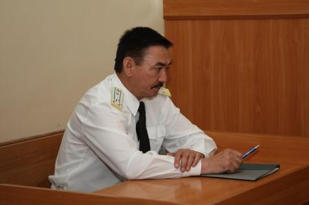 Суд приговорил бывшего начальника ИВС Жанаозен к пяти годам лишения свободы (ДОБАВЛЕНО ВИДЕО)