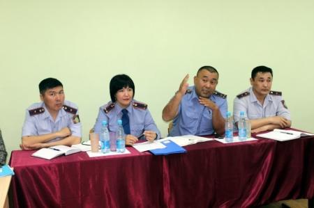 В Актау правоохранительные органы рассказали школьникам о нововведениях в законодательстве