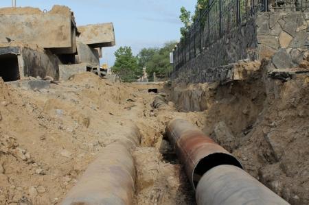 В Актау тепловые магистрали не выдержали гидравлических испытаний (ДОПОЛНЕНО)