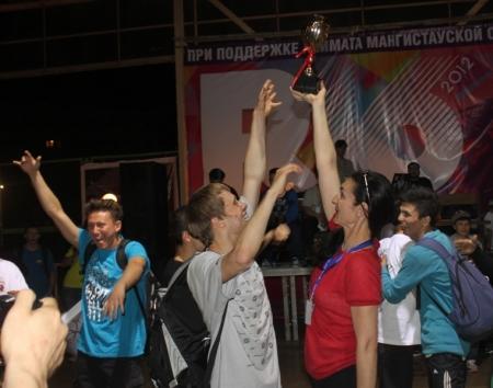 В Актау прошел II международный  отборочный турнир на чемпионат мира «R16» по брейк-дансу