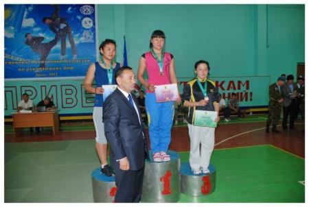 Команда Мангистау заняла второе место на чемпионате Казахстана по рукопашному бою
