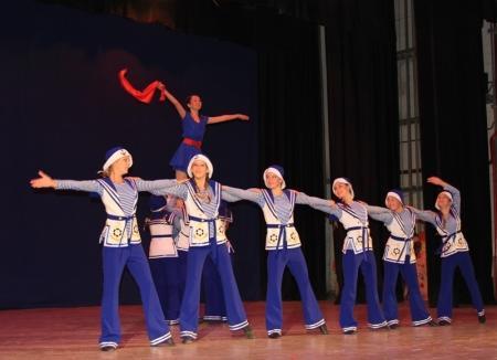 В Актау прошел концерт ансамблей танца Тамары Пихтеревой