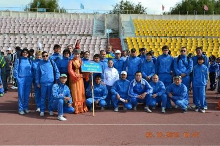 Актауские спортсмены-инвалиды завоевали семь медалей на чемпионате Казахстана по плаванию