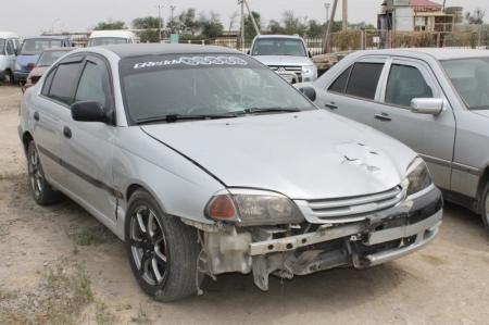 В Актау водитель сбил подростка и скрылся с места происшествия