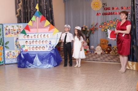 В Актау начались первые выпускные балы