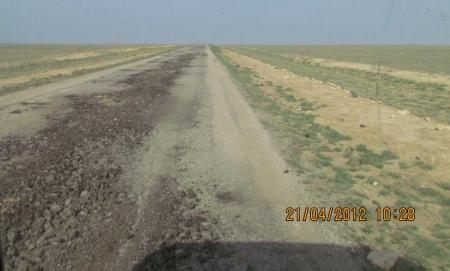 Дорога на 43 километр