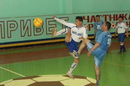 Сербская команда по мини-футболу попытается взять реванш в Актау