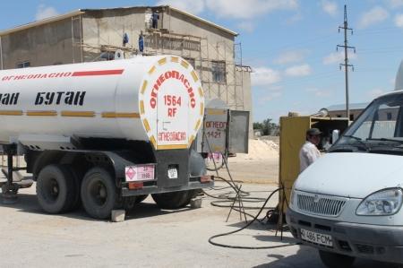 В Актау цены на сжиженный газ взметнулись вверх