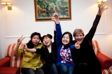 В Актау прошел XX конкурс молодых исполнителей «Музыкальный вояж» и прощальный концерт дуэта «А-Лау»