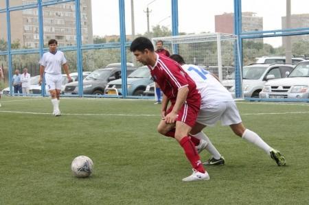 Сербам не удалось взять реванш на международном турнире по мини-футболу в Актау